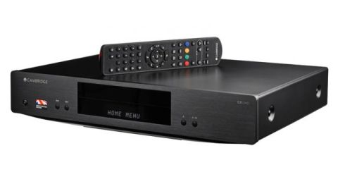 Cambridge Audio CXUHD 4K Blu-ray player review