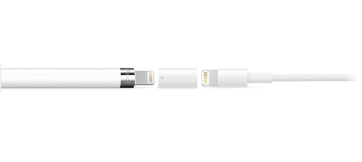 Adaptador Apple Pencil