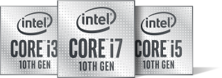 10th-generation Intel Core CPUs