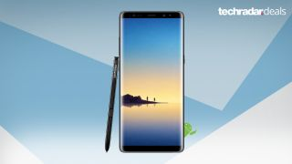 Best Samsung Galaxy Note 8 deals