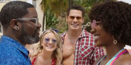 John Cena Is Down For A Foursome In Vacation Friends Clip