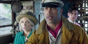 Jungle Cruise's Emily Blunt Reveals Hilarious Nickname She Gave Dwayne Johnson