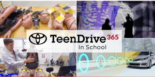 "Teens School Peers on Distracted Driving: There's No ""Fine"" Time to Text"