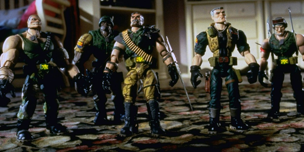 The Commando Elite from Small Soldiers