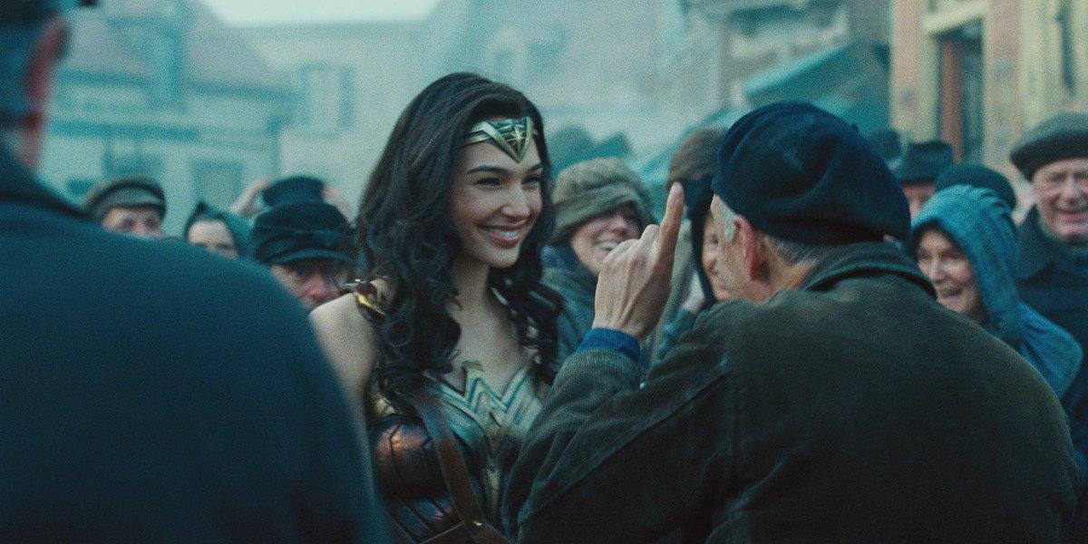 Patty Jenkins Is Teasing Wonder Woman 1984's First Trailer