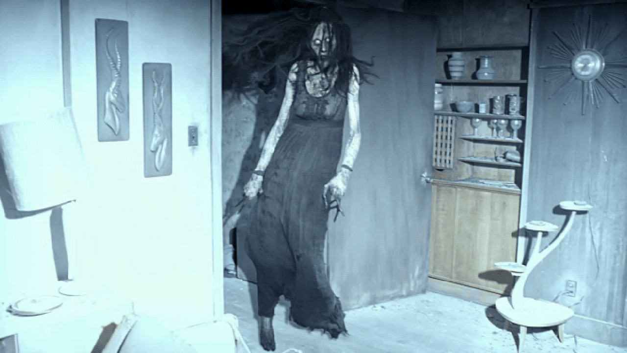 The monster in Mama.