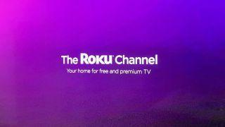 The Roku Channel logo