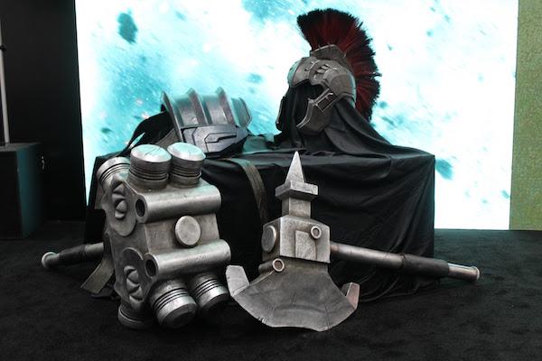 thor ragnarok hulk armor