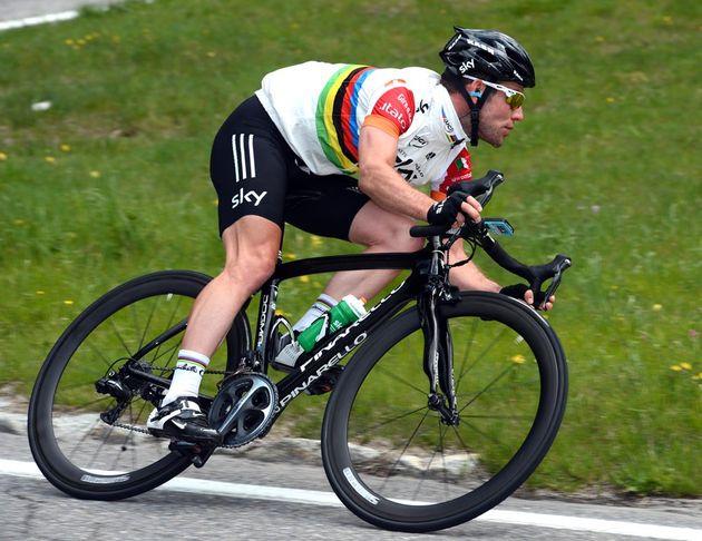 Mark Cavendish, Giro d'Italia 2012, stage 20