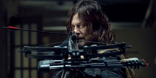 daryl and crossbow the walking dead season 9