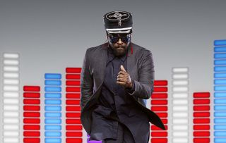 Will.i.am: 'The Voice UK really is the best show on TV, phone and tablet… whatever you choose to watch it on!'