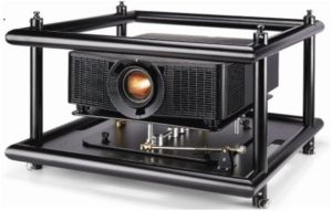 Christie and Euromet Projector Mounting Shown at ISE