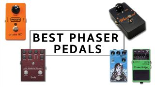 Best phaser pedals 2020: our guide to this versatile modulation guitar effect