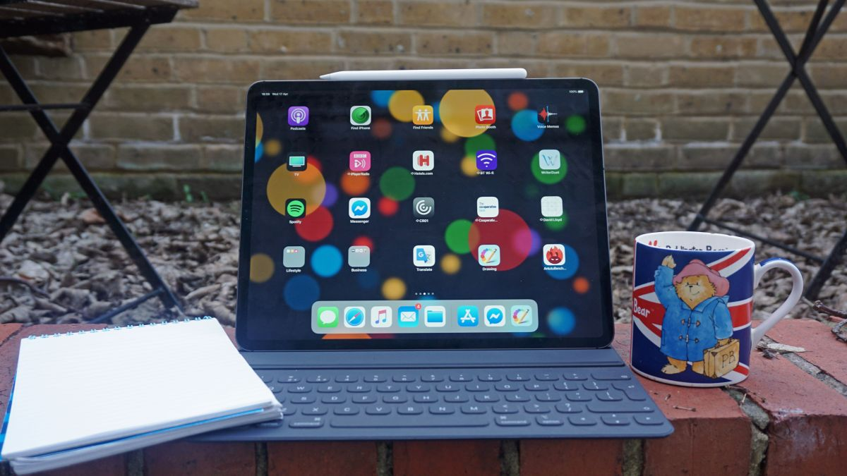 7 things I've learned from a year of using the iPad Pro - TechRadar