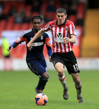 Soccer – FA Cup – Fourth Round – Sheffield United v Fulham – Bramall Lane