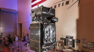 MIssile-warning SBIRS GEO-3