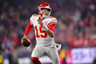 Kansas City Chiefs quarterback Patrick Mahomes II.