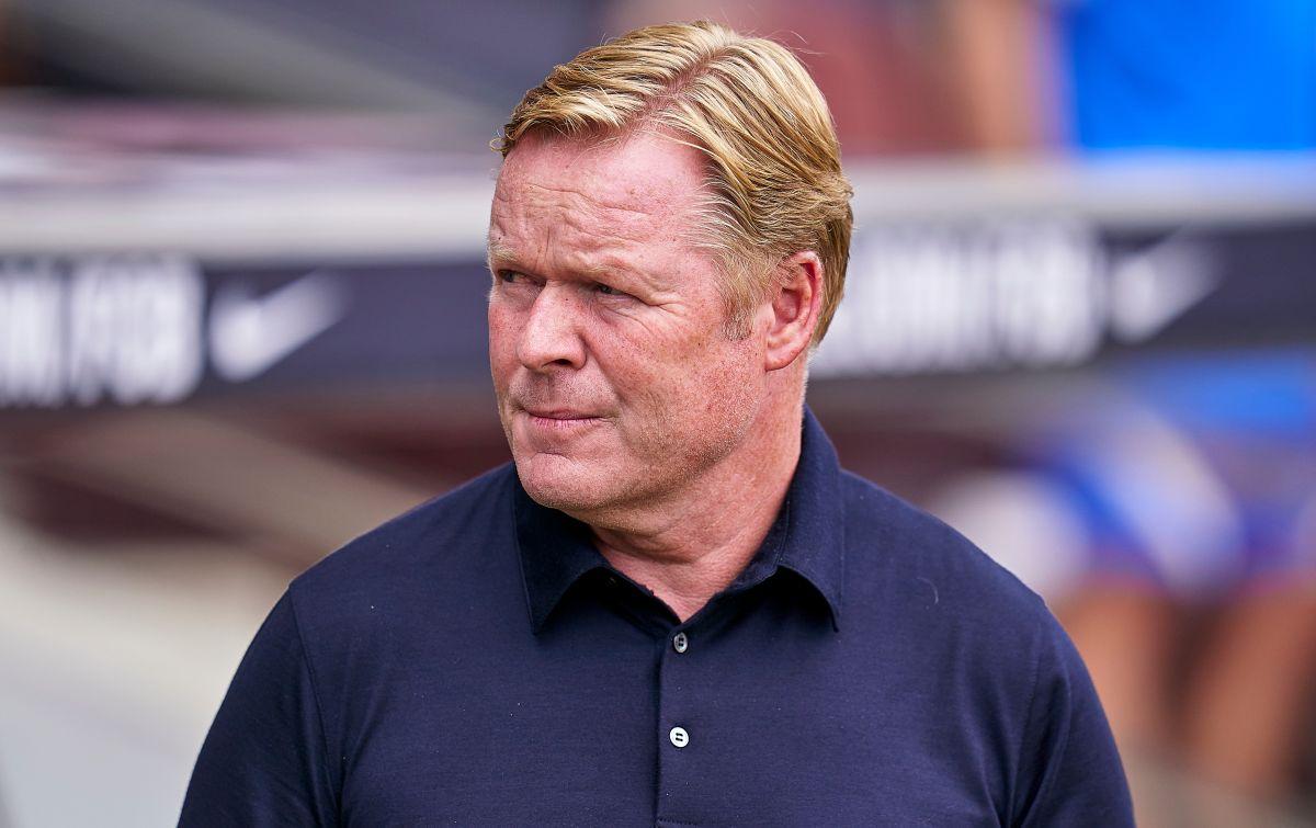 Barcelona considering replacing Ronald Koeman - reports