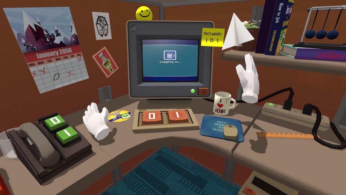 Job Simulator Virtual-Reality Game Makes Work Fun   Tom's Guide