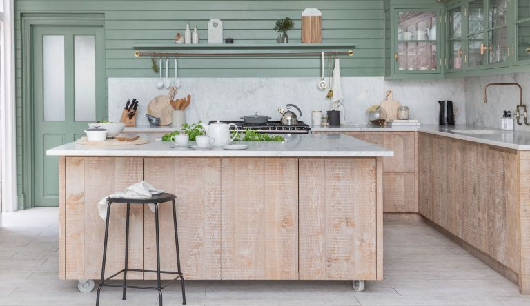 23 Kitchen Island Ideas Practical But Pretty Ways To Add A Focal Point Real Homes