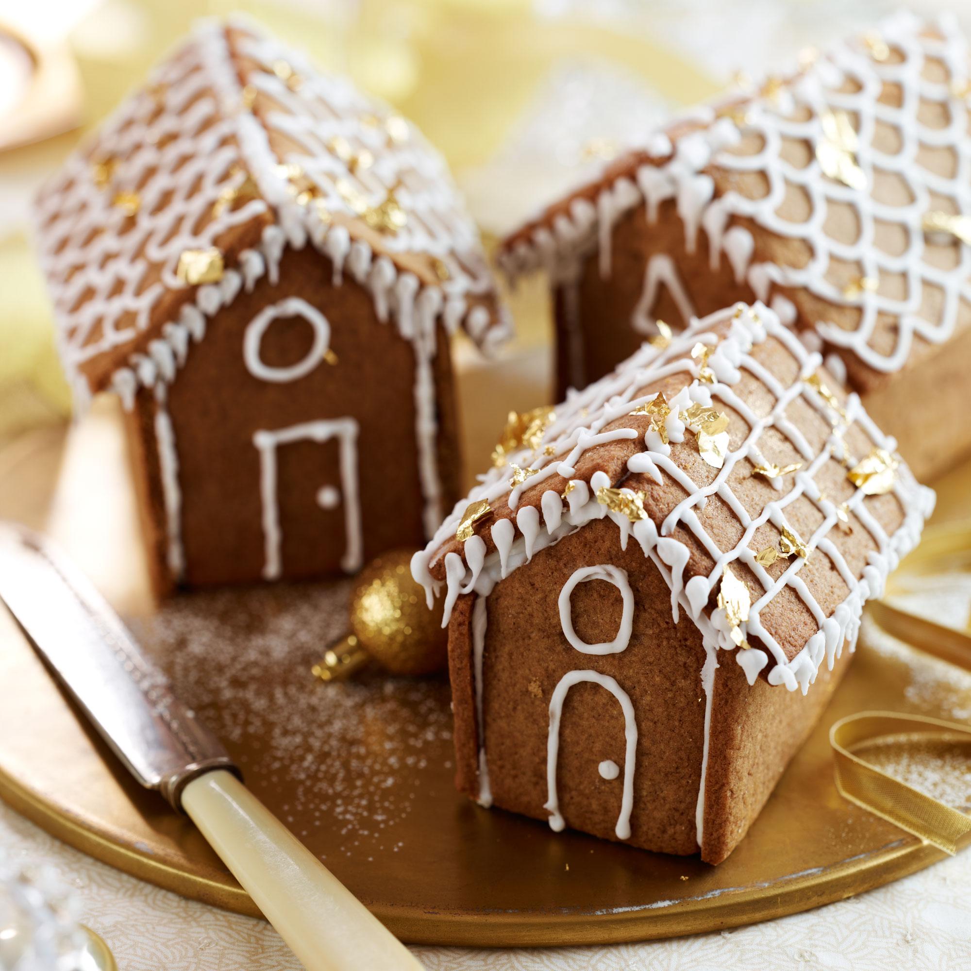 recipe: small gingerbread house recipe [2]
