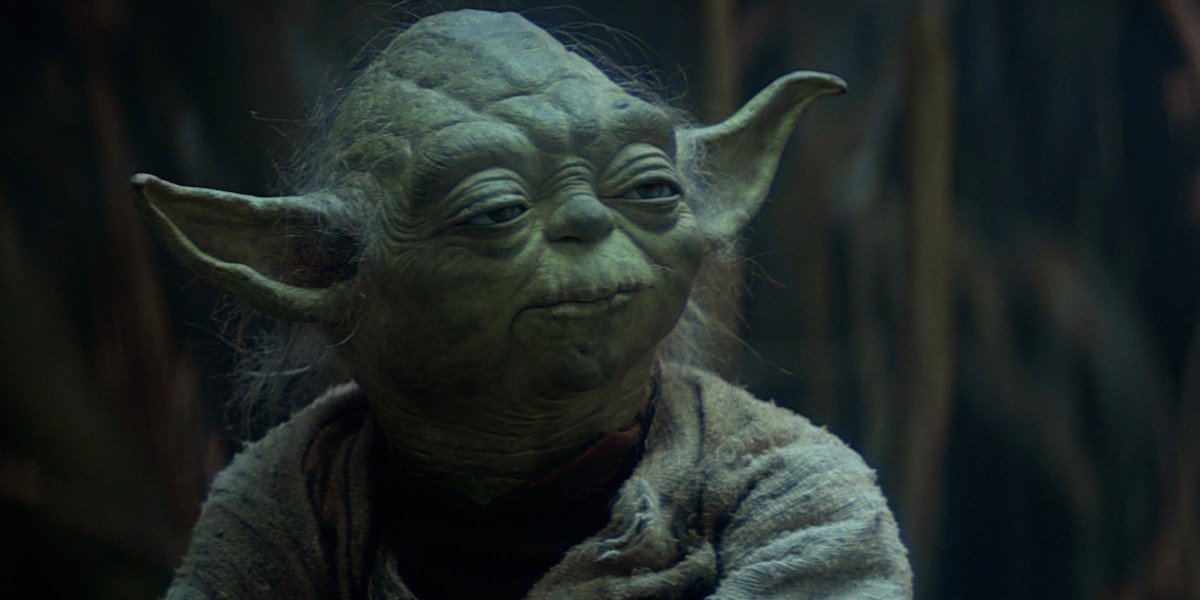 Yoda in Star Wars: Episode V - The Empire Strikes Back