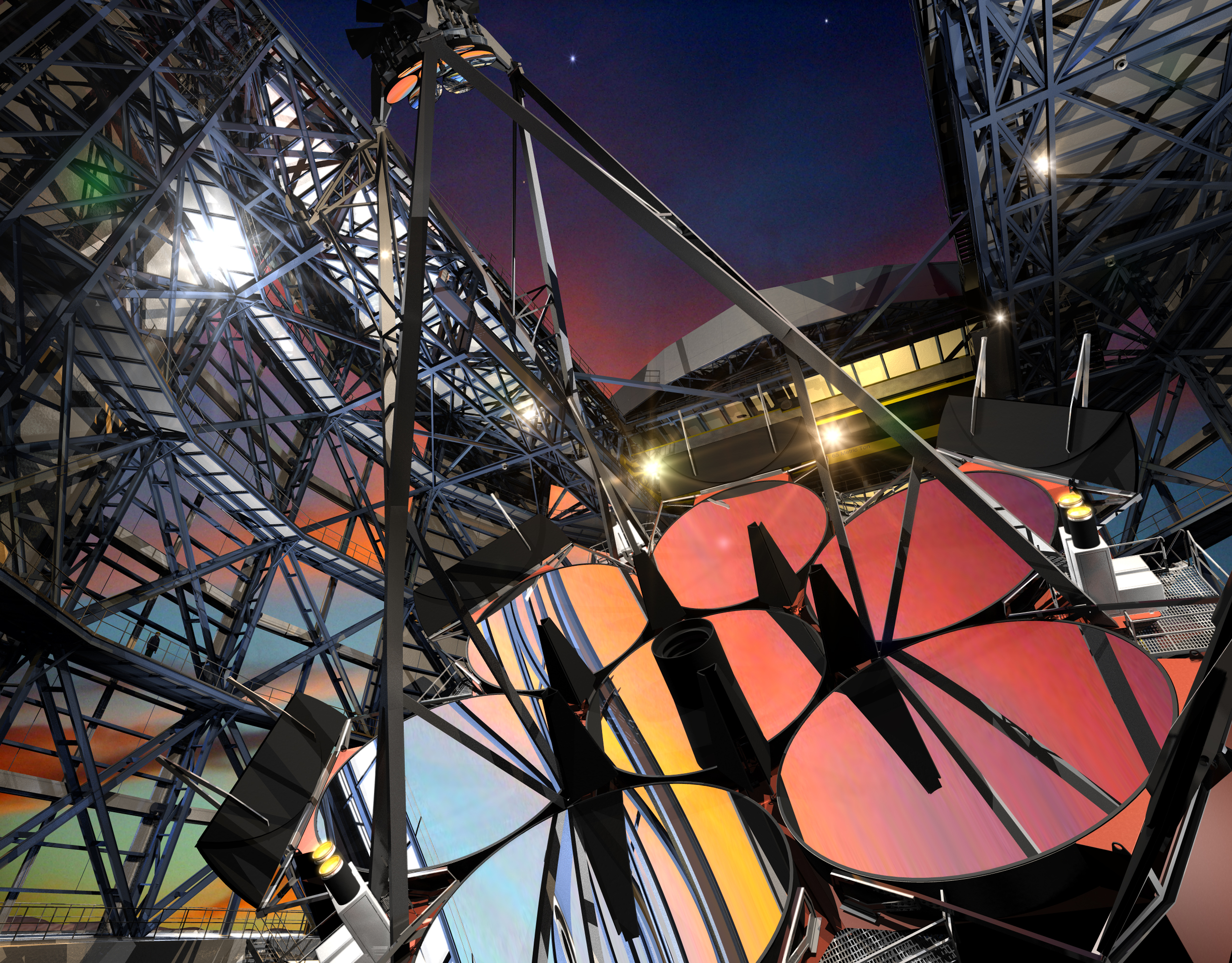 Making The Giant Magellan Telescope S Mive Incredibly Precise Mirrors