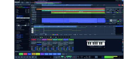 Tracktion Waveform Pro 11.5