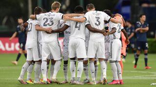 Philadelphia Union in the MLS is Back Tournament