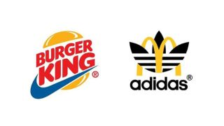 Combined logos