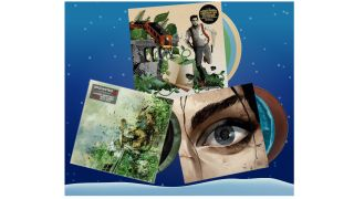 Uncharted vinyl bundle. Image Credit: iam8bit.
