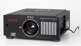 Eiki Now Shipping 8,000 ANSI Lumen EIP-UHS100 DLP Projector