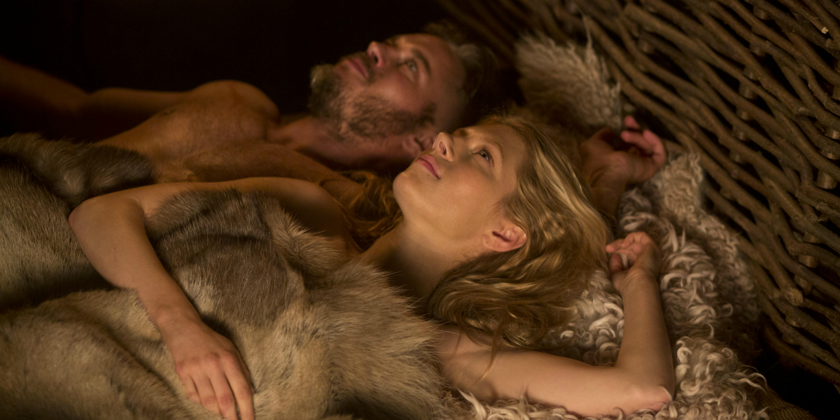 Vikings Ragnar Travis Fimmel Lagertha Katheryn Winnick History