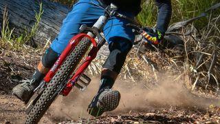 Best MTB flat pedals: Nukeproof Horizon flat pedals