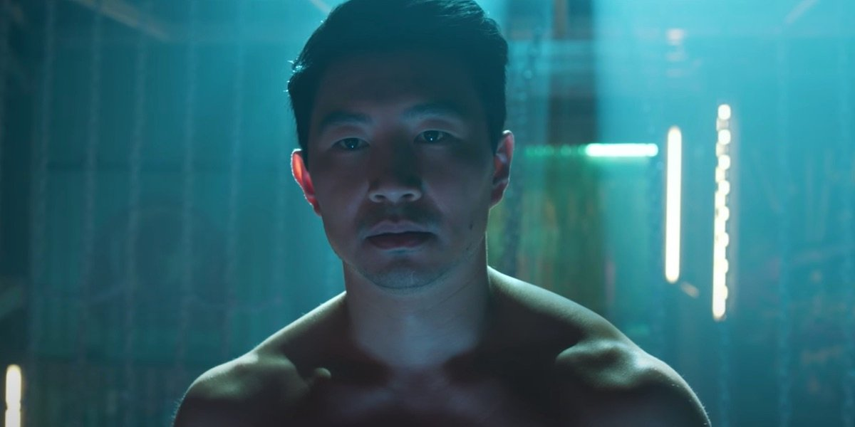 New Shang-Chi Video Features A Dragon, Action And More Shirtless Simu Liu