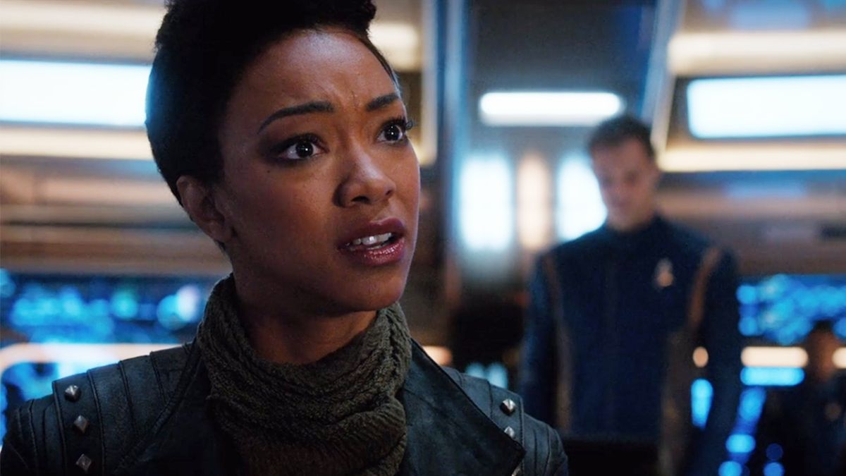 7 potentially spoilery things we learnt about Star Trek Discovery season 2 at San Diego Comic Con