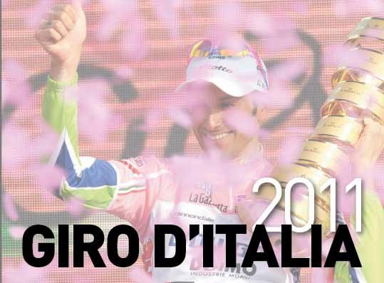 Giro d'Italia 2011 logo