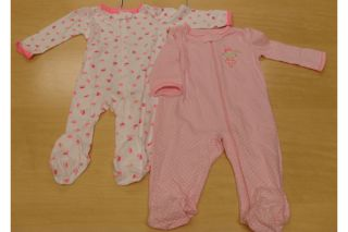 recall, Carter's Inc., Baby B'gosh, Child of Mine, Just One You, baby clothes, zipper