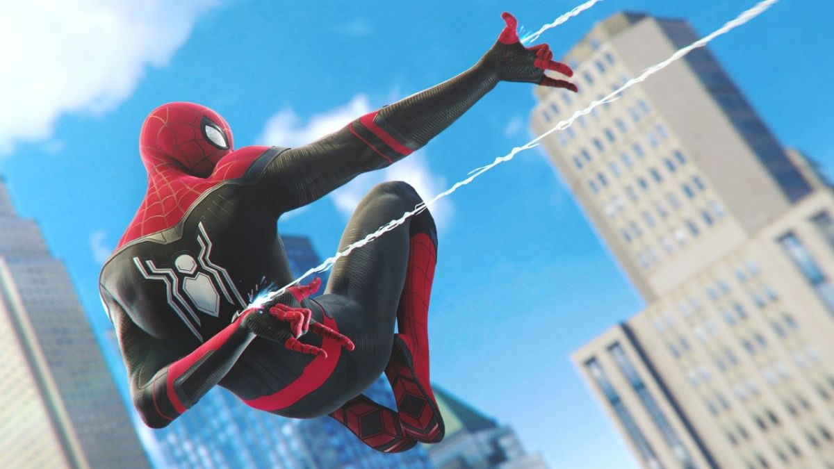 Spider-Man PS4 gets two Spider-Man: Far From Home crossover