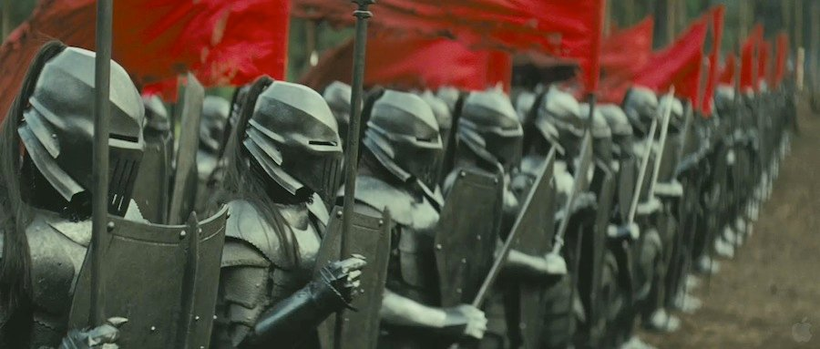 35 High-Res Screenshots From The Snow White And The Huntsman Trailer #5226