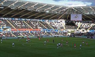 Swansea City v Barnsley – Sky Bet Championship – Playoff – Semi Final – Second Leg – Liberty Stadium