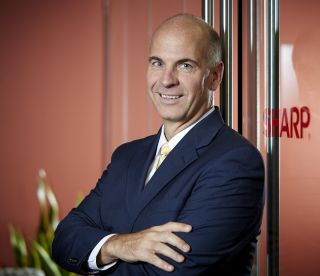 Sharp Promotes Mike Marusic