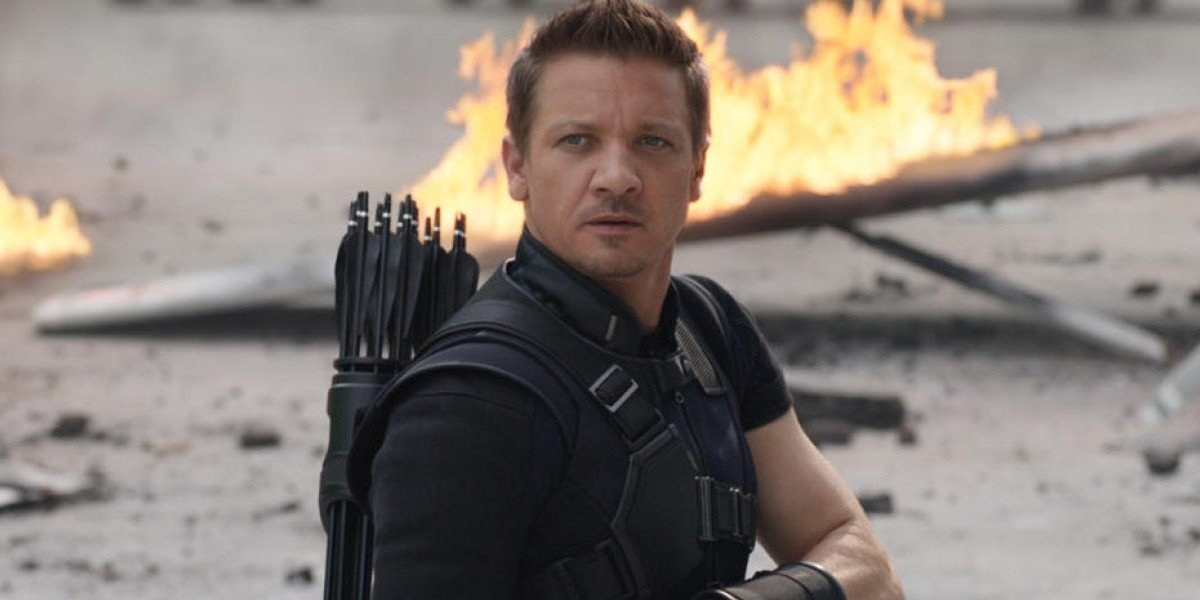 Hawkeye in Captain America: Civil War (2016)
