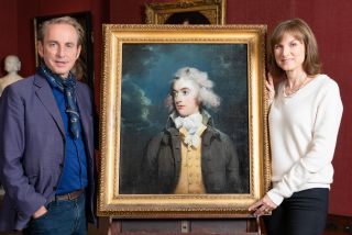 Philip and Fiona in Fake or Fortune?