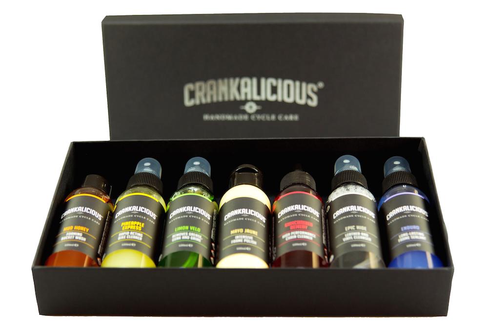 Crankalicious The Classic Gift Box
