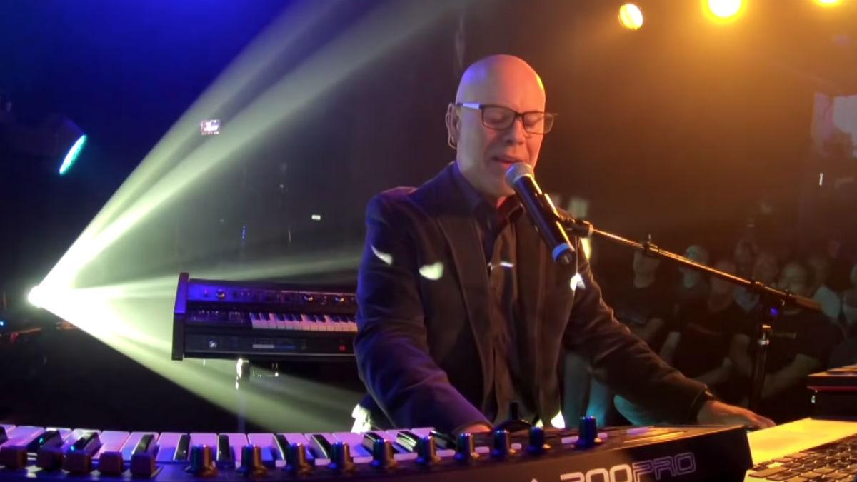 "Thomas Dolby: ""I'm a problem solver  I treat problems as creative"