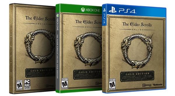 Elder Scrolls Online: Gold Edition