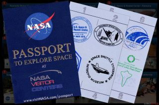 'Passport to Explore Space'
