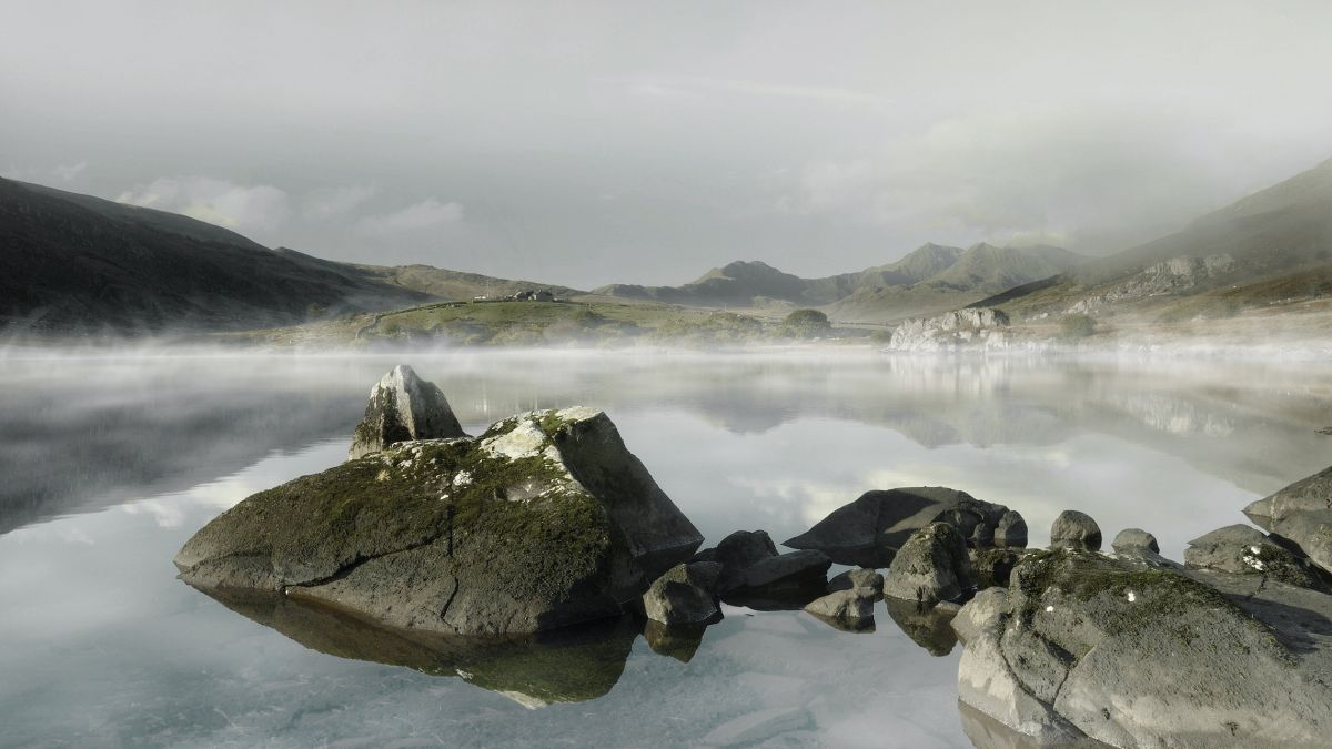 How to create mist: Photoshop effects for atmospheric landscapes
