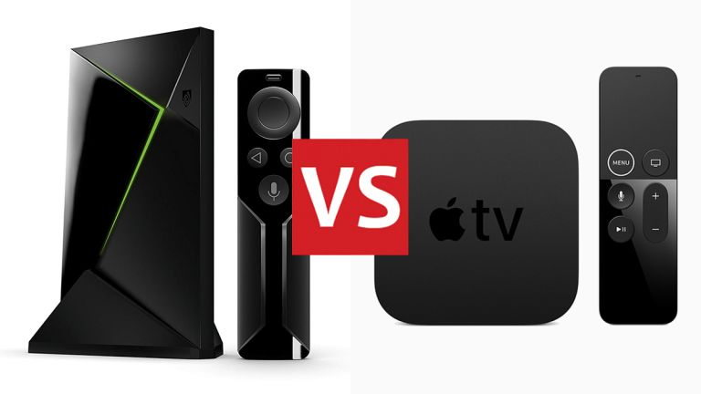 Nvidia Shield 4K vs Apple TV 4K: the best 4K boxes compared | T3